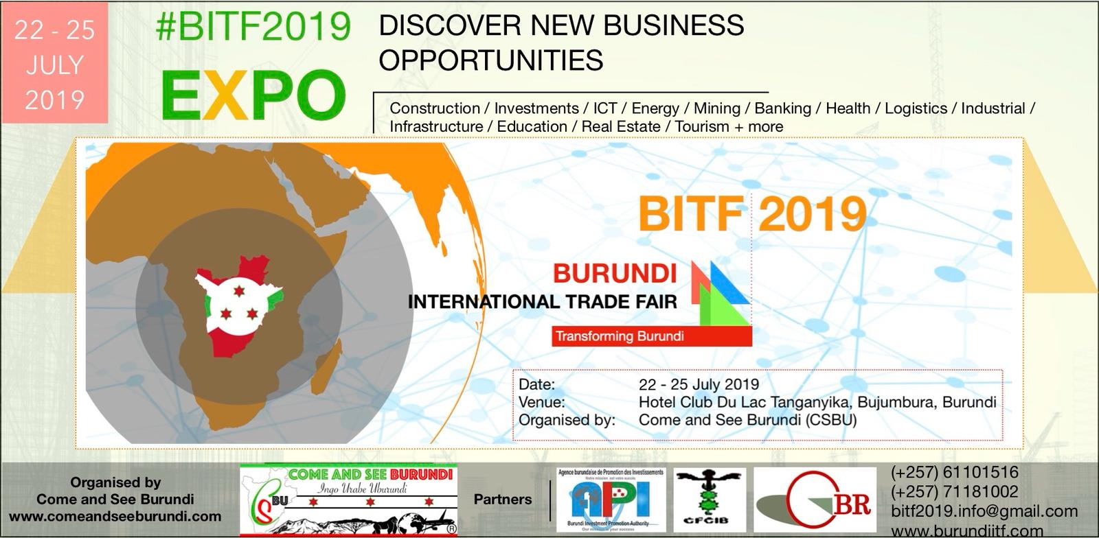 Burundi Int Trade Fair