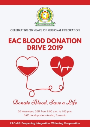 EAC Blood Donation Drive 2019 web