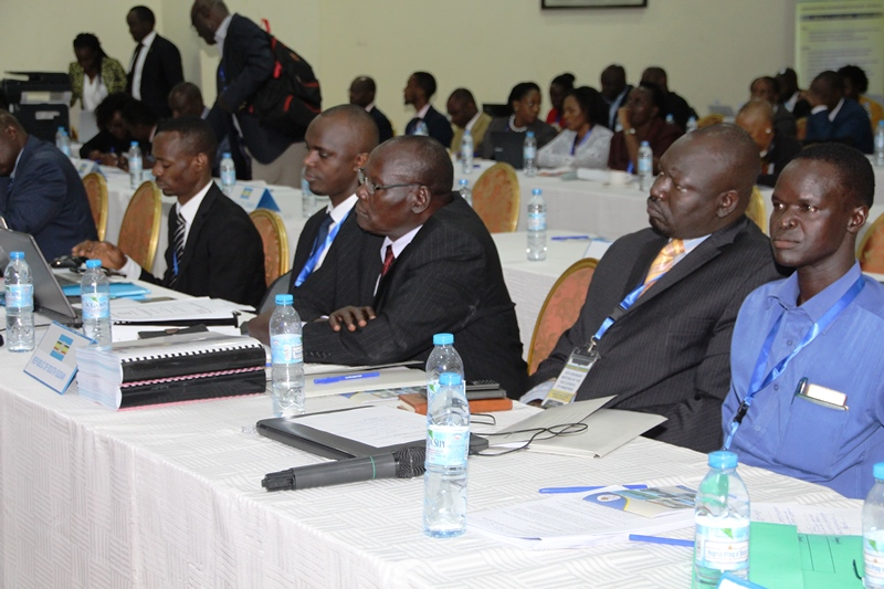 A cross section of the delegates attending the 36th meeting of the EAC Council of Ministers.