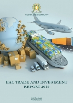 AR cover EAC Trade & Investment Report - 2019