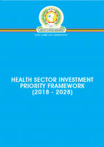 gmp12 EAC Health Sector Investment Framework