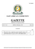 Screenshot 2021-01-29 at 095627 EAC Gazette |  28 January 2021