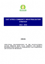 eacis EAC Industrialization Strategy 2012 - 2032