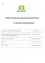 GL10 cover GL10 - Repeat-Use Mutual Recognition Procedures in the EAC