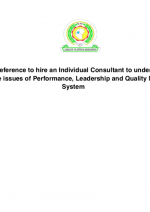 Screenshot 2019-04-25 at 144255 Undertake Staff Survey on the issues of Performance, Leadership and Quality Management System