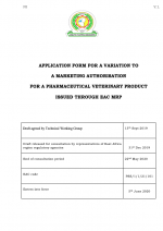 Screenshot 2020-11-23 at 123933 F8 - Application Form for a Variation to a Marketing Authorisation for a Pharmaceutical Veterinary Product issued through EAC MRP